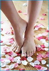 la psychomorphologie des pieds