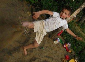 Enfant sale - pixabay