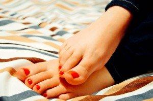 Le pied,c'est les vacances