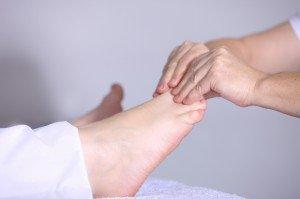 reflexologie plantaire - massage réflexogène